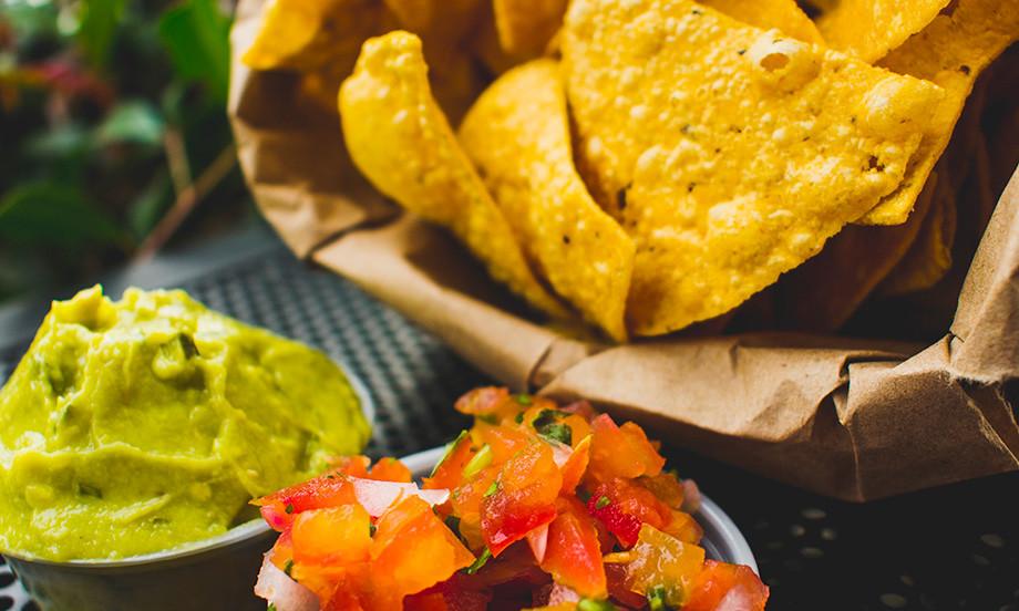 Tortilla chips: classiche e messicane