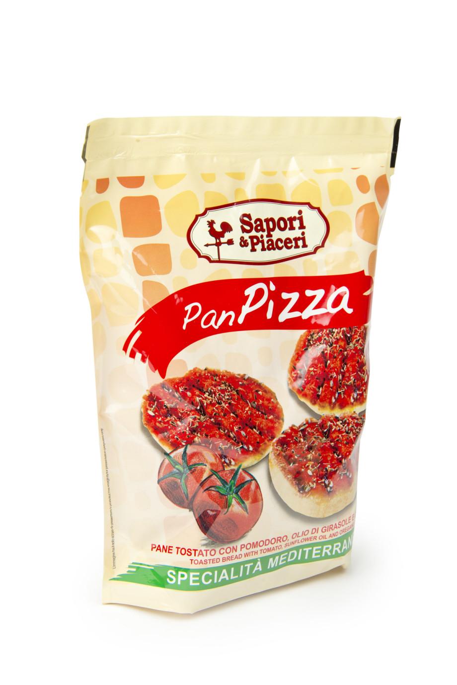 Pan Pizza: uno snack sfizioso e stuzzicante