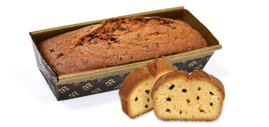 Ricetta: plumcake ai fiocchi d'avena con gocce di cioccolato