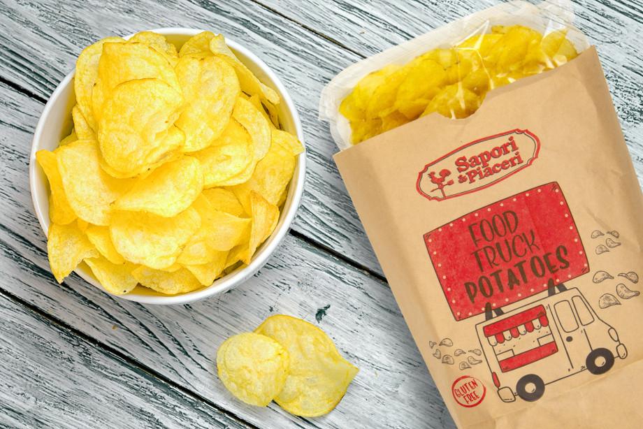 Food Truck Potatoes